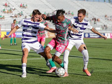 Match Recap – OKC Energy vs Louisville City – 08/22/2021
