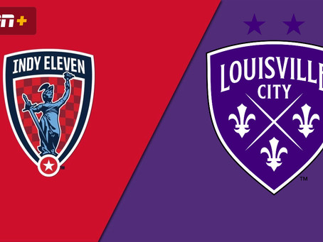 Next Match – LIPAFC – Louisville City vs Indy Eleven – 06/26/2021