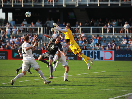 Match Recap – LIPAFC – Louisville City vs Indy Eleven – 06/26/2021