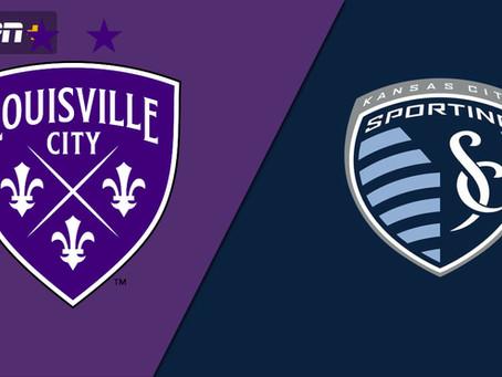 Next Match – Sporting Kansas City 2 vs Louisville City – 07/02/2021