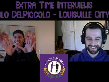 Extra Time Interviews - Paolo DelPiccolo