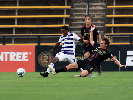 Match Recap – Atlanta United 2 vs Louisville City – 06/06/2021