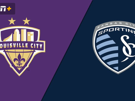Next Match: Louisville City vs Sporting Kansas City 2 – 08/19/2020