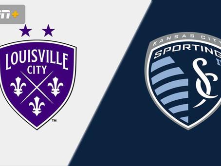 Next Match – Louisville City vs Sporting Kansas City 2 – 10/09/2021