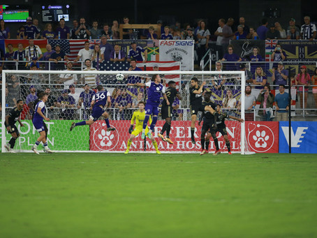 Match Recap – Louisville City vs FC Tulsa – 08/14/2021