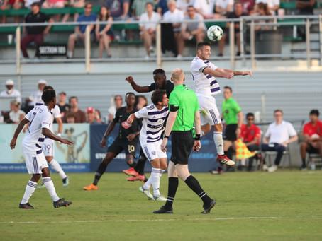 Match Recap – Birmingham Legion vs Louisville City – 08/28/2021