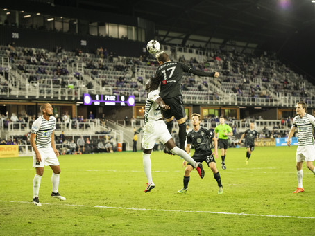 Match Recap: Louisville City vs Saint Louis FC - 10/17/2020 - 2020 Playoffs