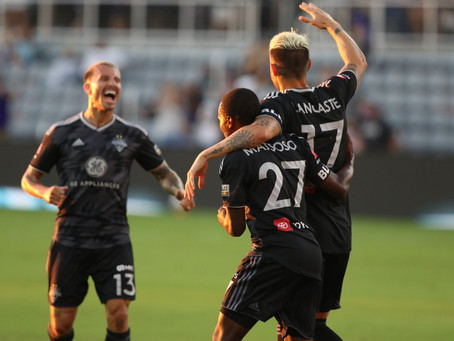 Match Recap: Louisville City vs Sporting Kansas City 2 – 08/19/2020