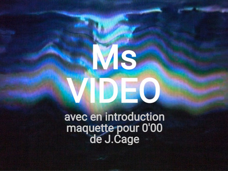 µs (attaque, corps, chute)  La video, extraits.