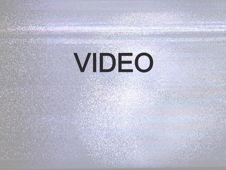 LES CHAMBRES FAITH SPIN  (Storytelling. En vérité... En vérité...) «Attends donc. Eux aussi attendent» (Ad Dukhan-44-59)  2/3 vidéo  Durée 16 mn 59 s. Dimensions variables.