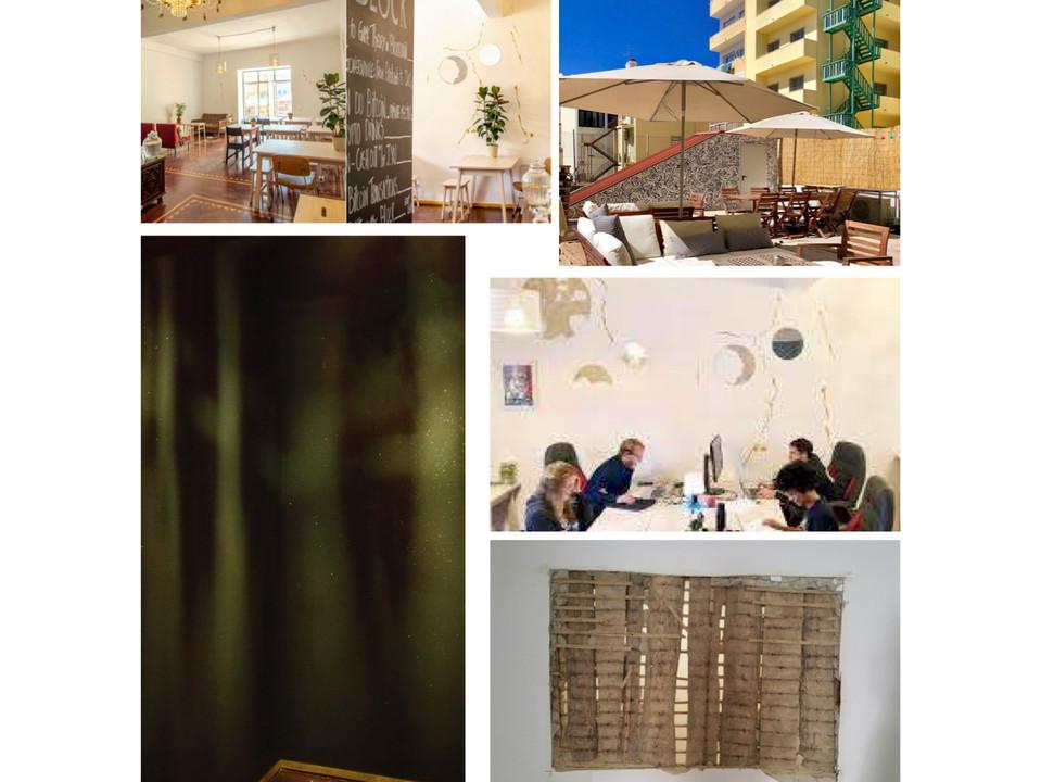 COMMANDE PRIVÉE LE BLOCK (lieu alternatif - café crypto-friendly - …), LISBONNE, PORTUGAL