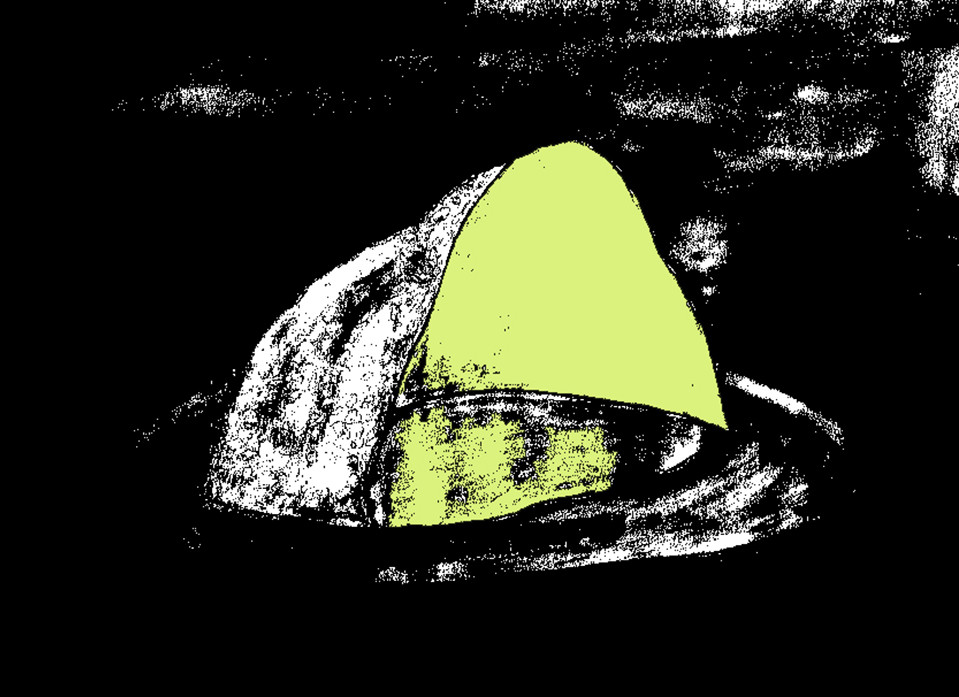 [THE] LAST CYCLE[S] dessin préparatoire