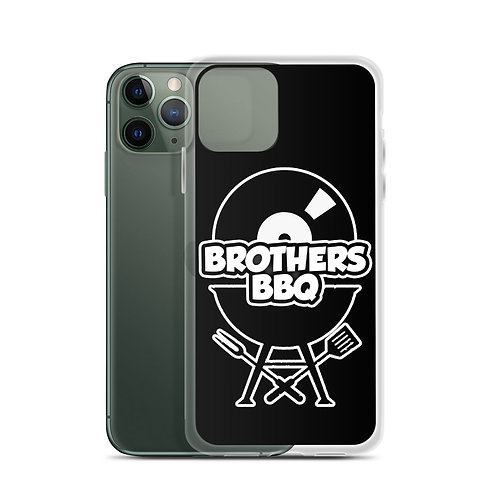 Brothers BBQ iPhone Case