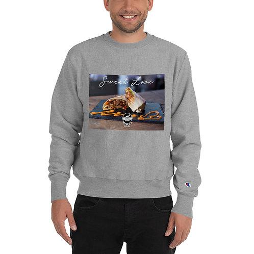 Brothers BBQ x Champion Sweatshirt