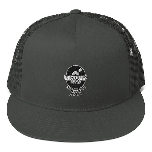 Official Brothers BBQ Mesh Back Snapback