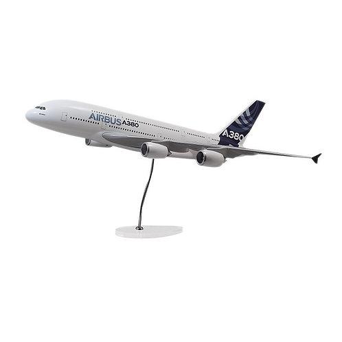 Executive A380 EA engine 1:200 scale model