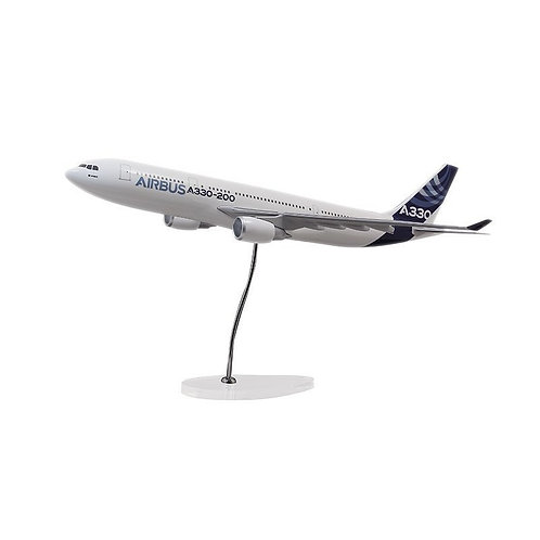 Executive A330-200 GE engine 1:100 scale model