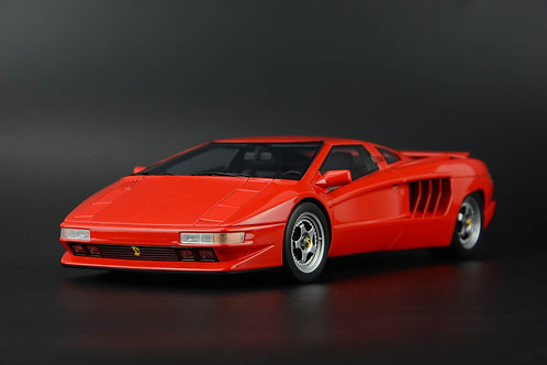 closed Cizeta V16T Personal collective standard car model