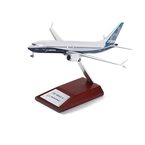 Boeing 737 MAX 8 Plastic 1:200 Model
