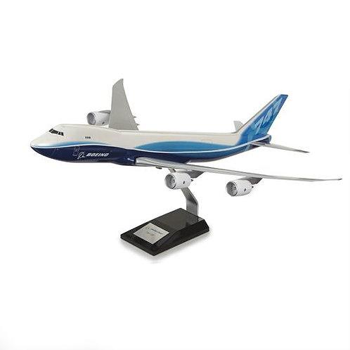 Boeing 747-8 Freighter Plastic 1:144 Model