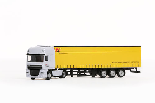 1:87 DAF truck model