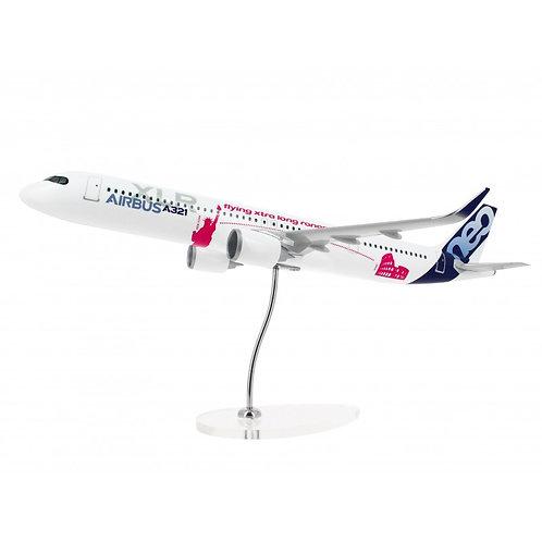 A321neo XLR 1:100 scale model