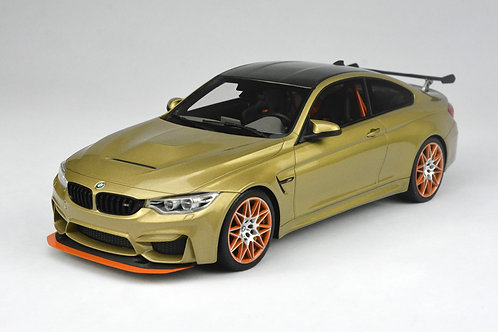 1:18 closed BMW M4 GTS personal collective resin car model