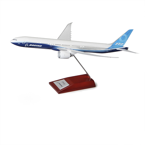 Boeing Unified 777-9 Plastic 1:200 Model