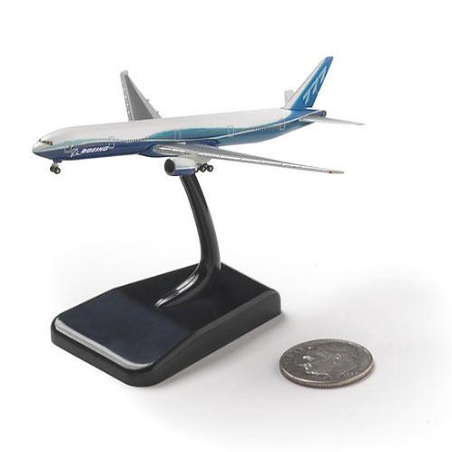 Boeing 777-300ER Die-Cast 1:1000 Model