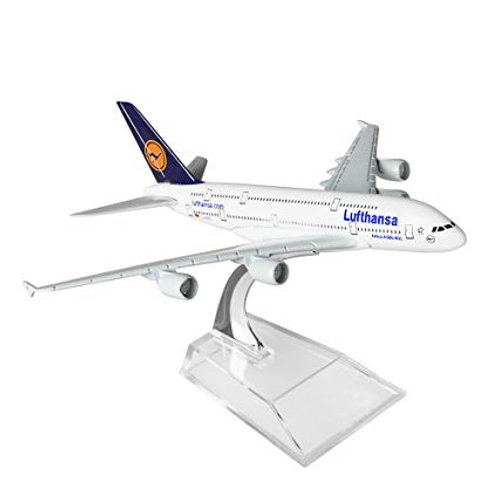 A 380 plane model