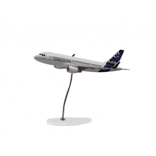 Executive A319 1:100 CFM engine new sharklets scale model