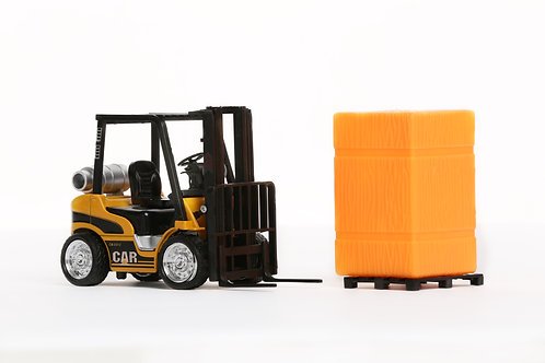 forklift models scale