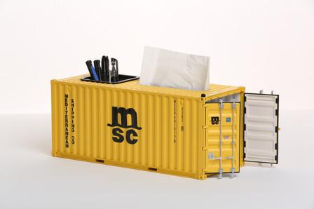 Tissue container
