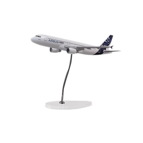 Executive A320 1:100 CFM engine new sharklets scale model