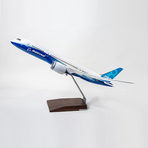 Boeing Unified 787-8 Dreamliner Resin 1:100 Model