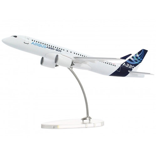 A220-300 1:200 scale model