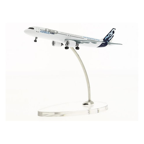 A321neo long range 1:400 scale model