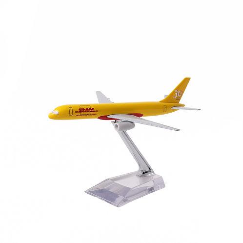 B757-200 model airplane