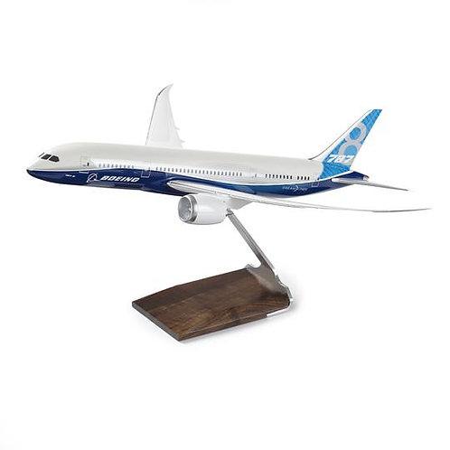 Boeing 787-8 Dreamliner Resin 1:100 Model