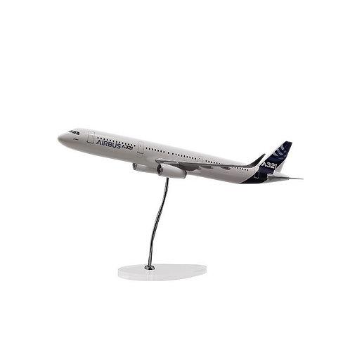 Executive A321 IAE engine 1:100 new sharklet scale model