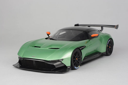 closed Aston Martin Vulcan personal collective standard resin car model