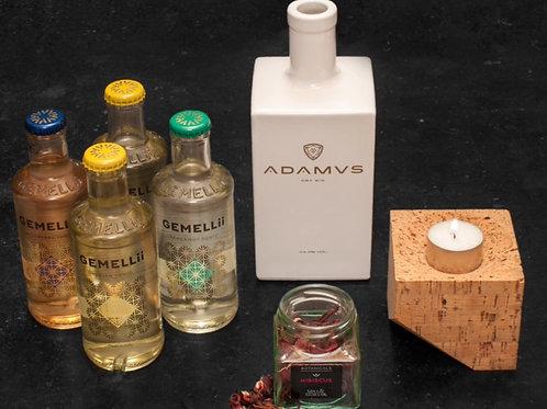 Adamus Gin & 4 tonics