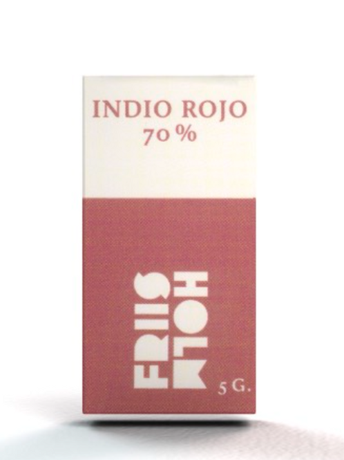 Friis-Holm Indio Rojo