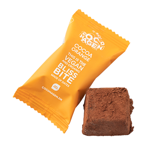 Cocohagen Bliss Bite - Cocoa Orange