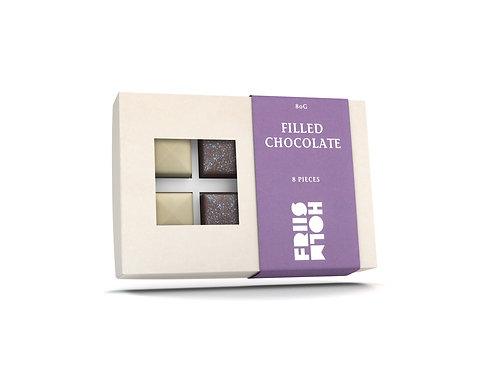 Friis-Holm Filled Chocolate 8 pcs.