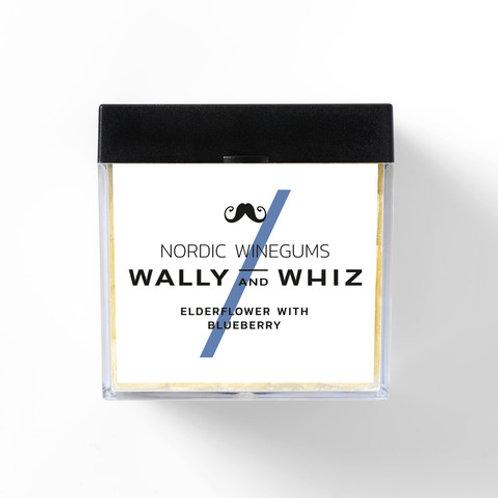 Wally & Whiz  Elderflower w/ Blueberry