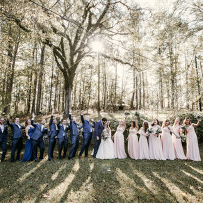 10 Wedding Day Tips (from a gal that is a professional wedding goer)