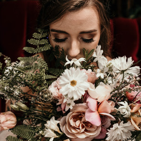 Lush Styled Wedding in Central Florida