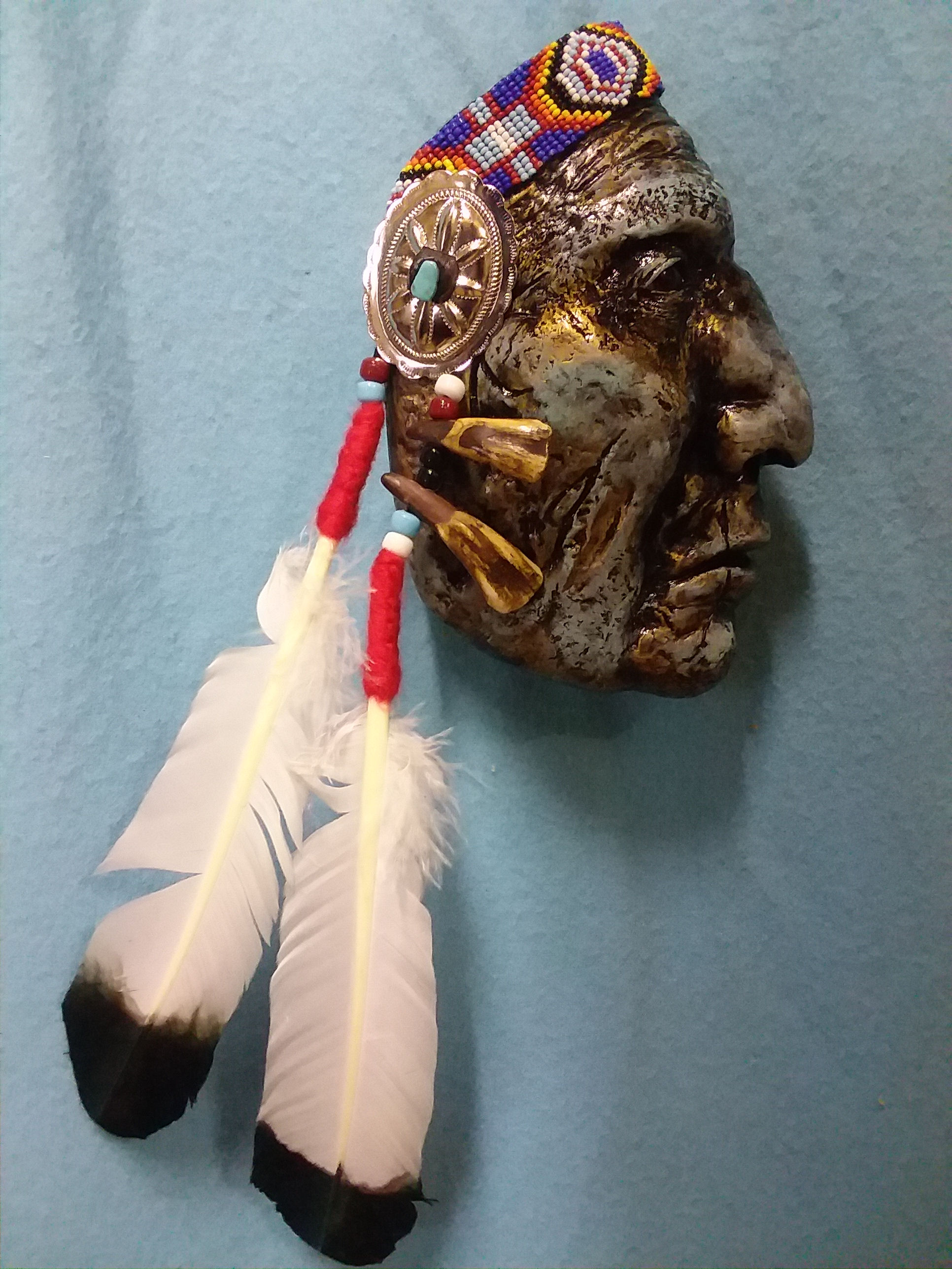 Chief Red Cloud -Lakota Sioux