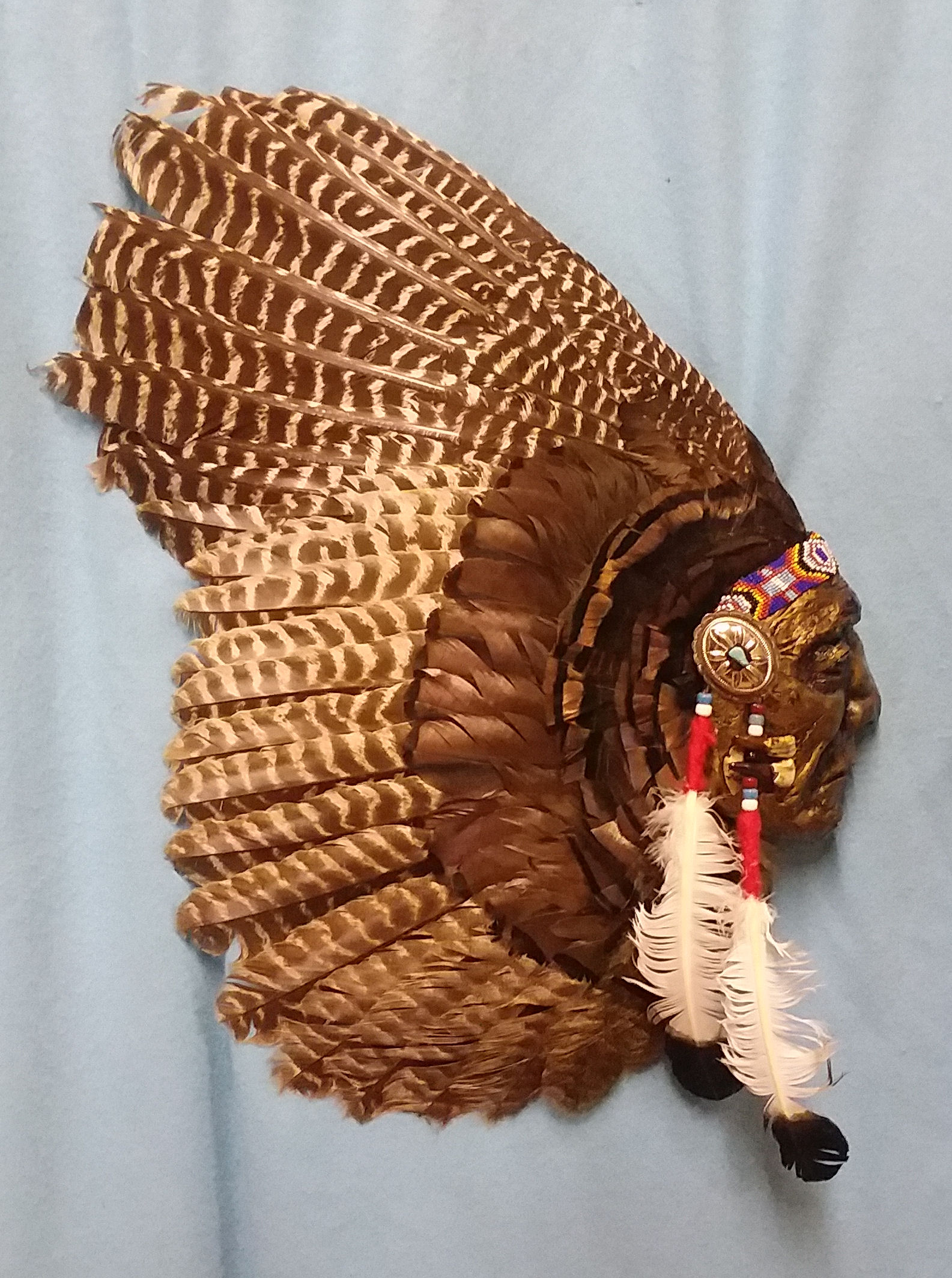 Red Cloud the elder-Lakota Sioux
